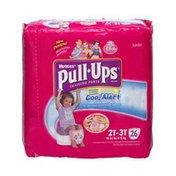 Huggies Pull-Ups Cool Alert Disney Princess Size 2T-3T Training Pants - 26 CT