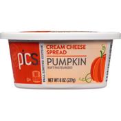 PICS Cream Cheese Spread, Pumpkin