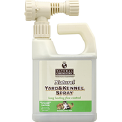 Natural Chemistry Yard & Kennel Spray, Natural