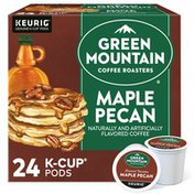 Green Mountain Coffee Roasters Maple Pecan K-Cup Pods