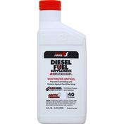 Power Service Diesel Fuel Supplement, + Cetane Boost, Arctic Formula