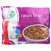 Food Club Cereal, Raisin Bran