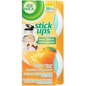 Air Wick Stick Ups Sparkling Citrus Fragrance Small Spaces Air Freshener