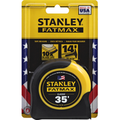 Stanley Tape Measure, Classic, 35 Inch