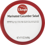 Ukrops Marinated Cucumber Salad