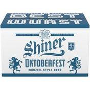 Shiner Oktoberfest Märzen-Style Beer