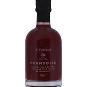 Al'Olivier Vinegar, Raspberry Pulp