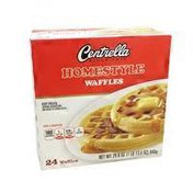 Centrella Homestyle Waffles