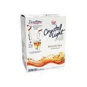 Crystal Light Case Of Crystal Light Peach Tea Mix
