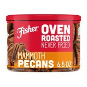 Fisher Mammoth Pecans with Sea Salt