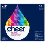Cheer Fresh Clean Scent 68 Loads Powder Laundry Detergent