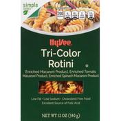 Hy-Vee Rotini, Tri-Color