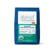 Alakef Organic Breakfast Blend Coffee