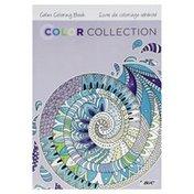 BiC Coloring Book, Calm
