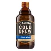 Califia Farms Black Label Black Mocha Cold Brew