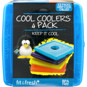 Fit & Fresh Cool Coolers BPA Free
