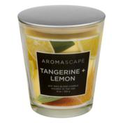 Aromascape Candle Tangerine + Lemon