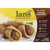 Ian's Pancrepes, Sausage