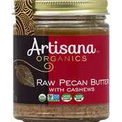 Artisana Pecan Butter, Raw, Organic, with Cashews