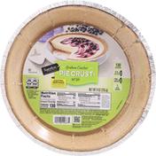 Signature Select Pie Crust, Graham Cracker, 10 Inches