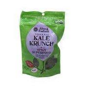Alive & Radiant Kale Krunch Spicy Superfood