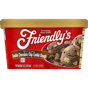 Friendly's Ice Cream, Double Chocolate Chip Cookie Dough
