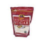 Hain Pure Foods Organic Powdered Sugar, All Purpose Natural Sweetener