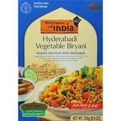Kitchens of India Hyderabadi Vegetable Biryani, Medium