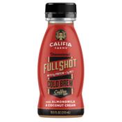 Califia Farms Full Shot Cold Brew Coffee with Almondmilk & Coconut Cream