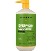Alaffia Body Lotion, Purely Coconut