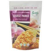 Pereg Natural Foods Coarse Panko Bread Crumbs, Non-GMO, Vegan, Kosher