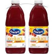 Ocean Spray Cranberry Pineapple Flavor Juice