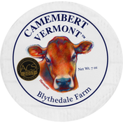 Blythedale Farm Cheese, Camembert Vermont