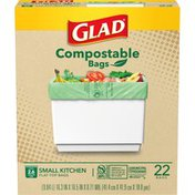 Glad Kitchen Compost Bags