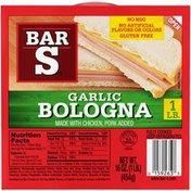 Bar-S Garlic Bologna