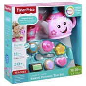 Fisher-Price Toy, Sweet Manners Tea Set