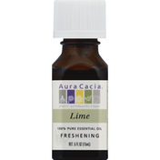 Aura Cacia Pure Essential Oils Lime