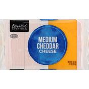 Essential Everyday Cheese, Medium Cheddar
