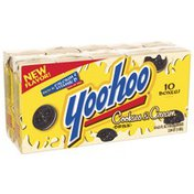 Ydps Yoo Hoo 6.5 Oz Cookies & Cream Drink