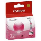 Canon Ink Tank, Magenta 221 M