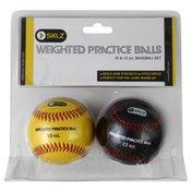 Sklz Practice Balls, Weighted
