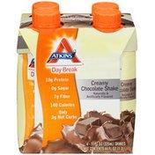 Atkins Day Break Creamy Chocolate Shakes