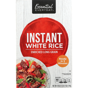 Essential Everyday Rice, White, Instant