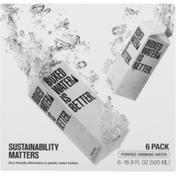 Boxed Water Purified Water