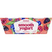 Chobani Smooth Low-Fat Yogurt Mixed Berry