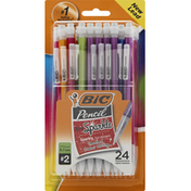 BiC Shimmers Pencils