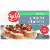 Big Y Fat Free Cream Cheese