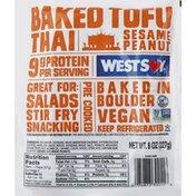 WestSoy Sesame Peanut Baked Tofu