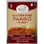 Jeff Nathan Creations Panko, Flakes, Cajun