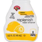 Hannaford Lemonade Replenish Water Enhancer